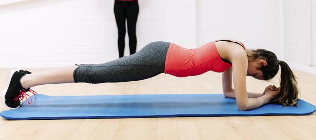 Otras opciones de entrenamiento: Ejercicios hipopresivos