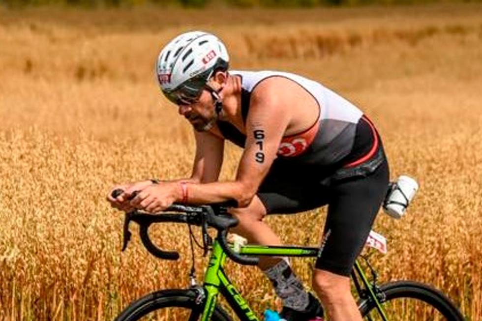 Hablamos con Saúl Reino, triatleta asturiano y usuario de SPODHA desde el inicio