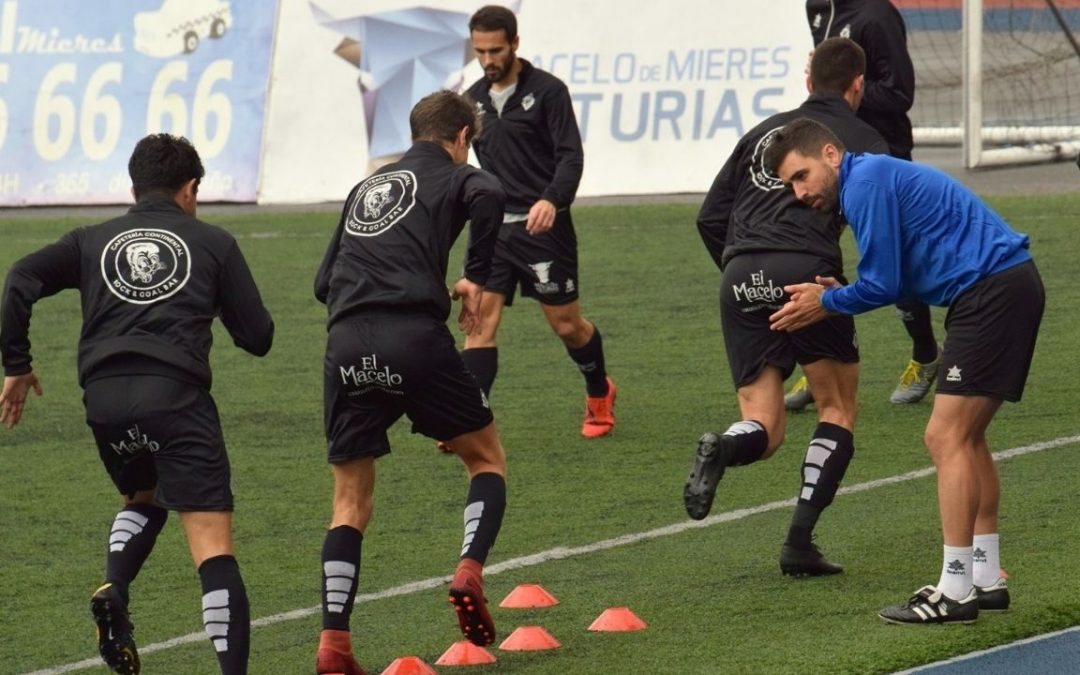 Nuestro entrevistado de hoy es Preparador Físico en un equipo de fútbol asturiano