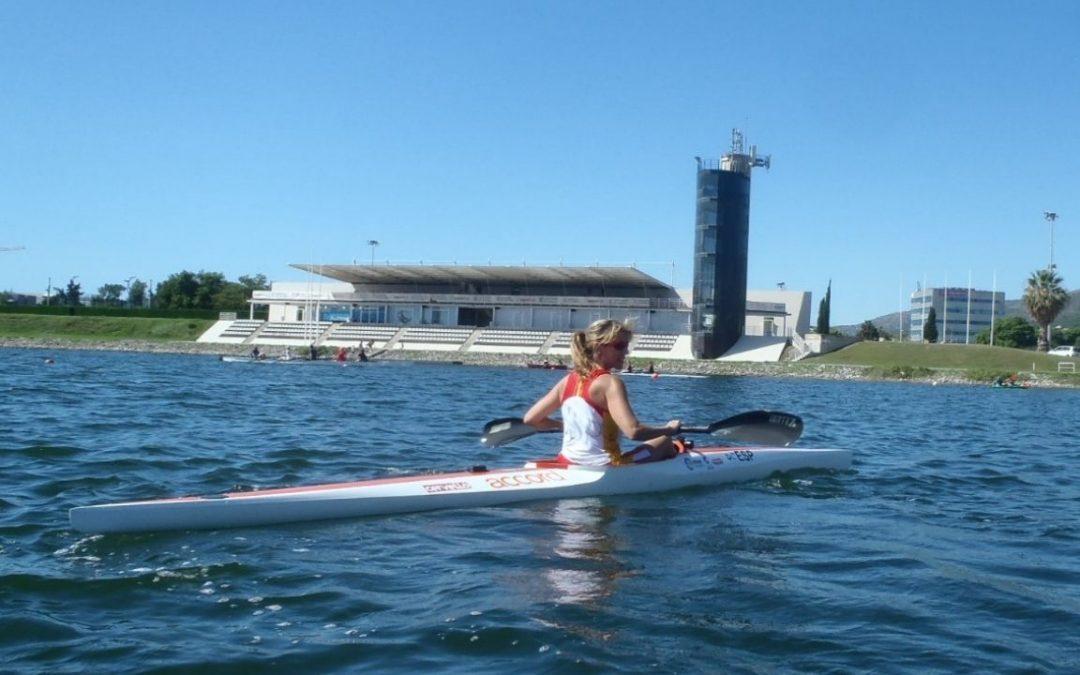 Selma Palacín, nuestra entrevistada de hoy, una conocida deportista aragonesa